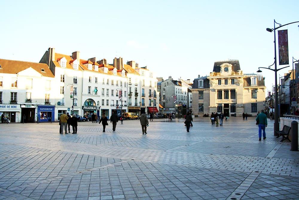 punaise de lit Saint-Germain-en-Laye
